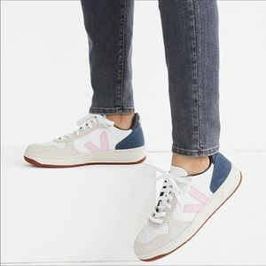 {Madewell x Veja} V-10 Sneakers Size EUR 39/US 8